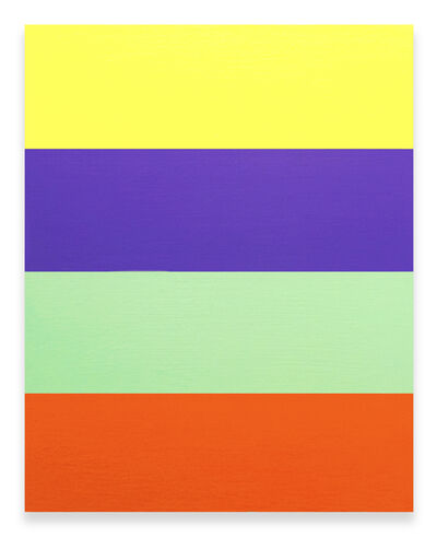Brent Hallard, 'Landed (Abstract painting)', 2014