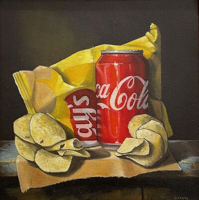 Hickory Mertsching, 'Chips and Coke', 2021