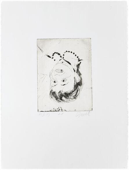 Georg Baselitz, 'Untitled', 2003