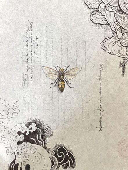 Juan Moreno Rodríguez, 'Estudio para el Manual Herrera', 2019