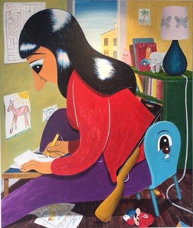 HuskMitNavn, 'Drawing Room', 2013