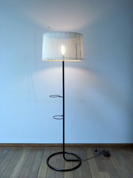 Mathieu Matégot, 'Floor Lamp', ca. 1950