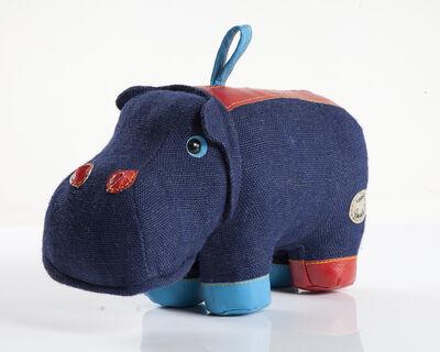 """Renate Müller, 'Medium """"Therapeutic Toy"""" Hippopotamus ', 1969/2012"""