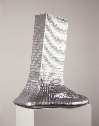 Erwin Wurm, 'Mies van der Rohe - melting', 2005