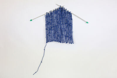 """ICY and SOT, '""""Knitting Hate""""', 2017"""