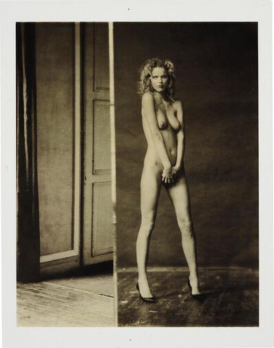 Paolo Roversi, 'Eva Herzigová, Studio 23 rue des Martyrs, Paris', 6 April 2002