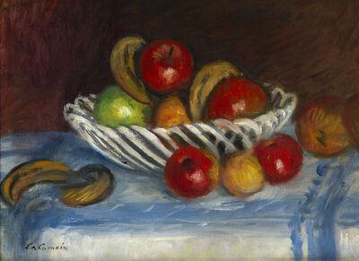 Charles Camoin, 'Corbeille de fruits', 1923