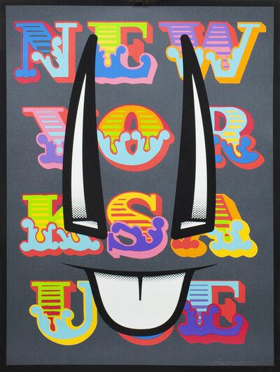 Ben Eine, 'New York Sauce', 2013