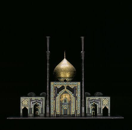 Al Farrow, 'Bombed Mosque', 2010