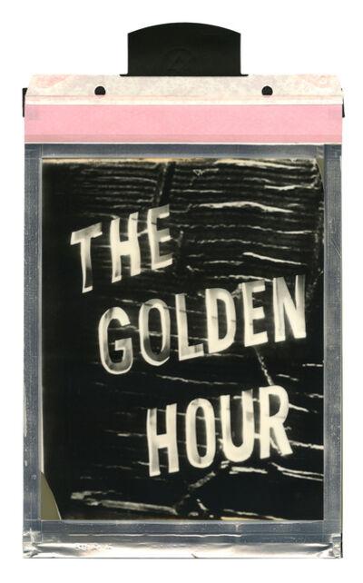 Corey Escoto, 'The Golden Hour', 2016