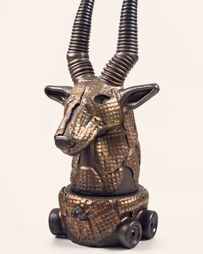 Bing-yan Hsieh, 'Years thief –Gazelle shell', 2017