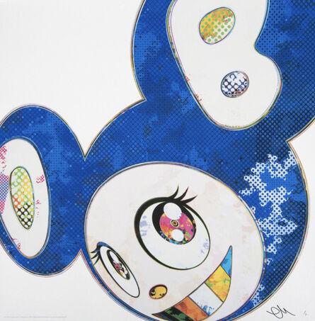 Takashi Murakami, 'And Then x 727 (Blue Mr DOB)', 2013