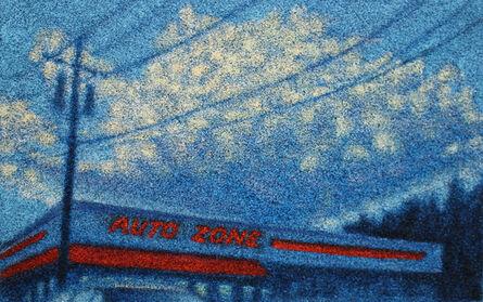 Jane Dickson, 'AUTO ZONE', 2007