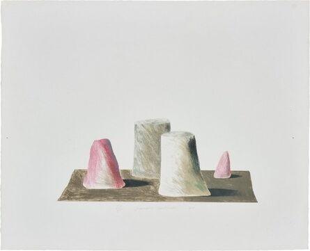David Hockney, 'An Imaginary Landscape', 1969