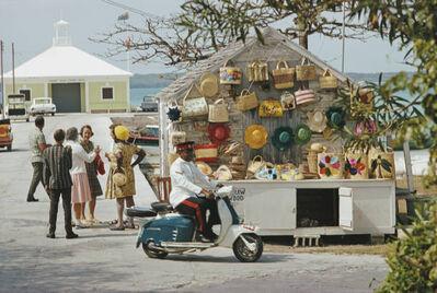 Slim Aarons, 'Harbour Island', 1970