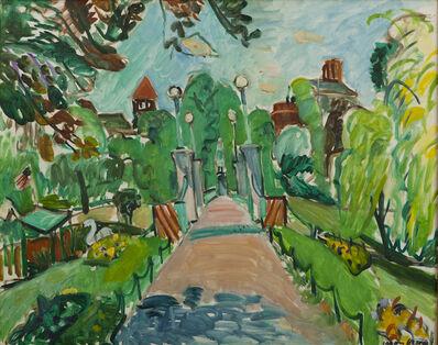 Jason Berger, 'Bridge in the Boston Public Garden', 1975