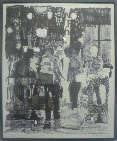 Jihyun Jung, 'Night Dust', 2012