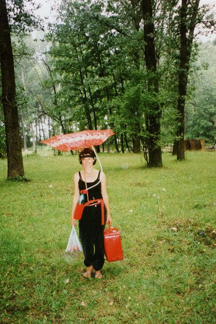 Polonca Lovšin, 'Multi-purpose Umbrella', 2002