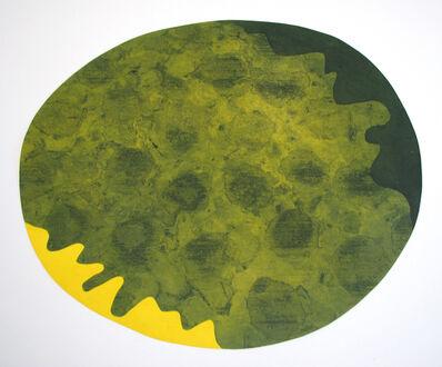 Tomie Ohtake, 'Recorte da forma # 03', 1999