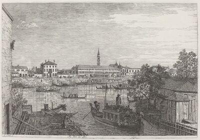 Canaletto, 'Ale Porte del Dolo', ca. 1735/1746
