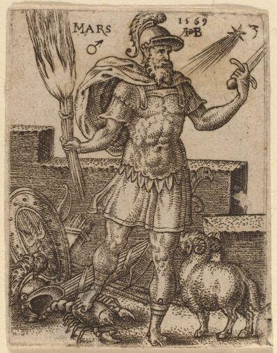 Abraham de Bruyn, 'Mars', 1569