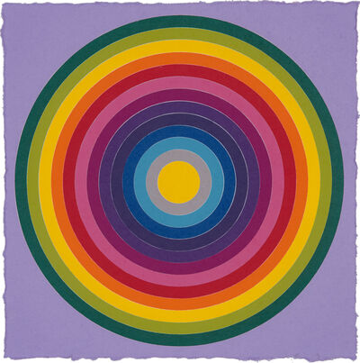 Polly Apfelbaum, 'Target Practice 7', 2020