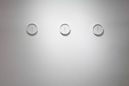 THE MUSTANGS IN SOCIAL MODULATOR 马氏社会调制器, 'clock', 2015
