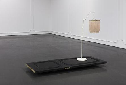 Martin Boyce, 'Alone On The Water', 2018
