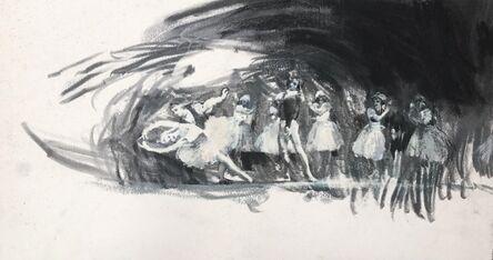Marta Lafuente, 'Otras danzas, escena 3', 2017