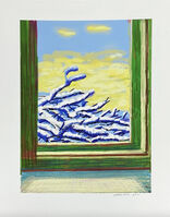 David Hockney, 'My Window, Art Edition 610', 2010