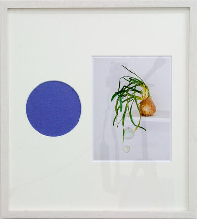 soshiro matsubara, 'Sleeping beauty, purple circle', 2013