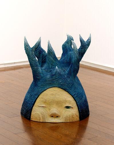 Moe NAKAMURA, 'Blue beginning', 2015
