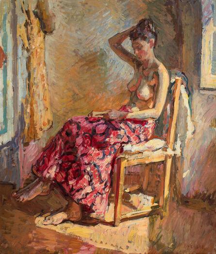 Ben Fenske, 'Pink Skirt', 2016