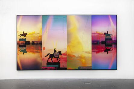 Lin Jingjing, 'Before the Thunder Rolls', 2019