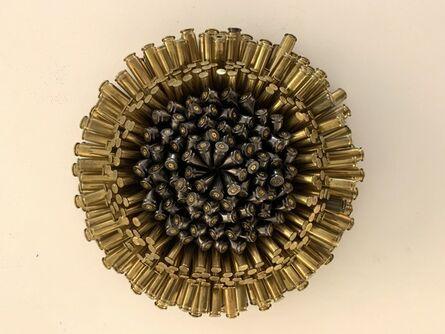 Federico Uribe, 'Bullet flower', 2020