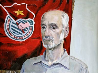 Yevgeniy Fiks, 'Portrait of Gabe Falsetta (Communist Party USA)', 2007