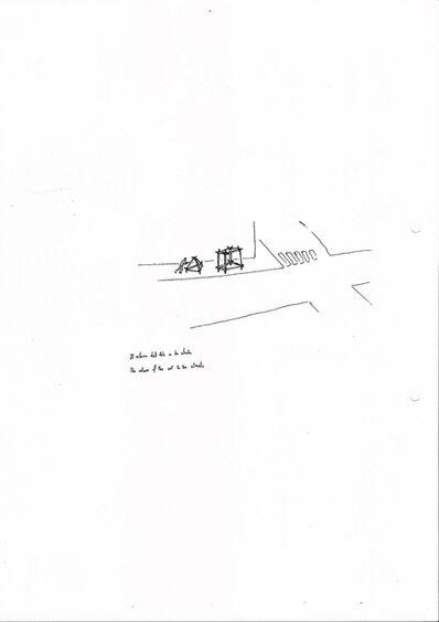 Enric Fort Ballester, 'Kleine Skizze für grosse Aktionen ', 2013-2015
