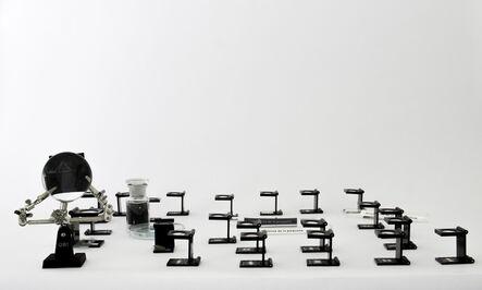 Isa Carrillo, 'Mano Izquierda, Elegia Microscopica', 2015