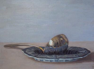 Olga Antonova, 'Ladle on a plate', 2017