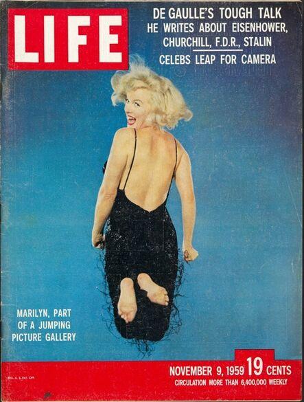 Philippe Halsman, 'LIFE Marilyne Monroe (LIFE Marilyn Monroe)', 1959