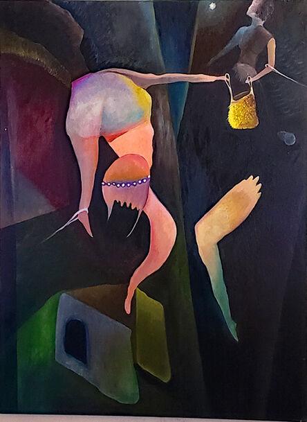Robert Zurer, 'Circle Dance', 2019