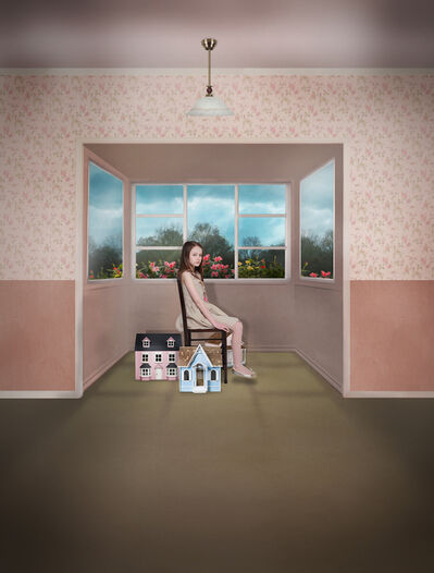 Liron Kroll, 'Backyard 04', 2014