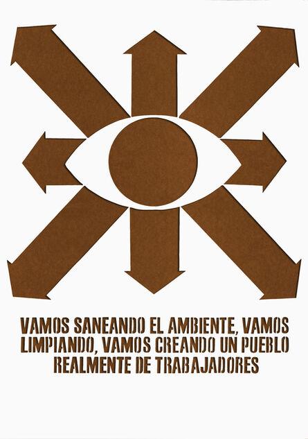 Hamlet Lavastida, 'Vida Profilactica (21)', 2014