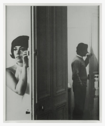 John Murphy (b.1945), 'Cadere: Outside the frame', 2008-2015
