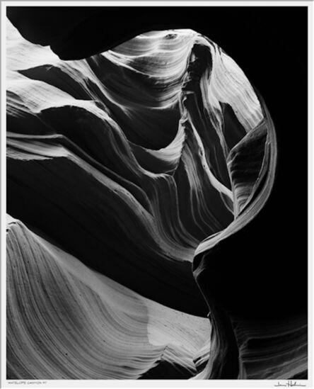 Jerome Hawkins, 'Antelope Canyon #1', 2004