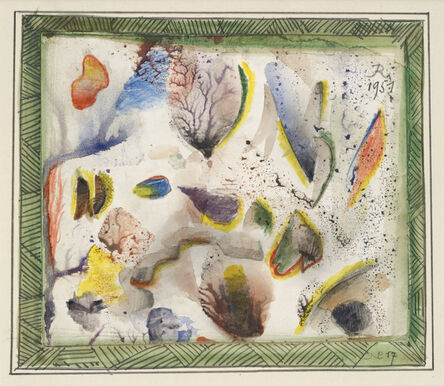 Hans Reichel, 'Untitled', 1951