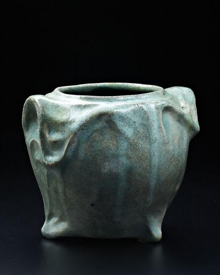 Hector Guimard, 'Whiplash Pot', 1900