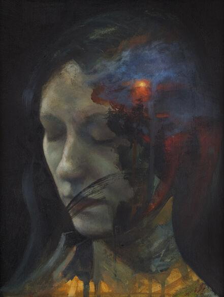 Adam Burke, 'Uxorem', 2018