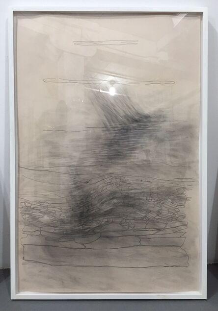 Joe Brittain, 'Study of Uplift with Down Drift', 2015