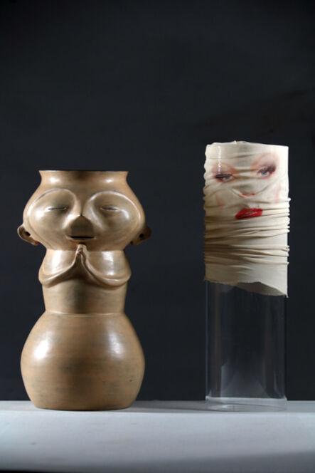 Osías Yanov, 'Untitled (Jarrón y Máscara)', 2015